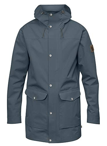 Fjallraven - Men's Greenland Eco-Shell Jacket, Dusk, Medium
