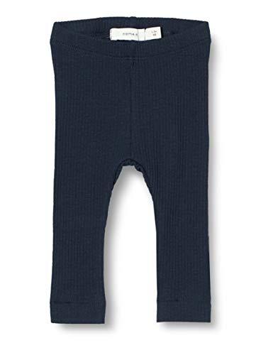 NAME IT Baby-Jungen Nbmkabille Legging Noos, Dark Sapphire, 80