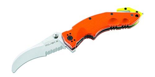 Fox Erwachsene Rettungsmesser, orange, 21.0 cm