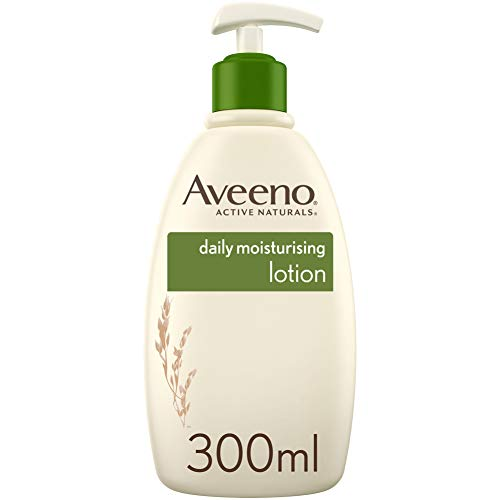 Aveeno Daily Moisturising Body Lotion - 24 Hours Moisturisation - Body Lotion for Normal to Dry Skin - 300 ml