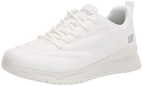 Skechers Zapatillas 117178 para mujer, blanco (Ofwt), 39.5 EU