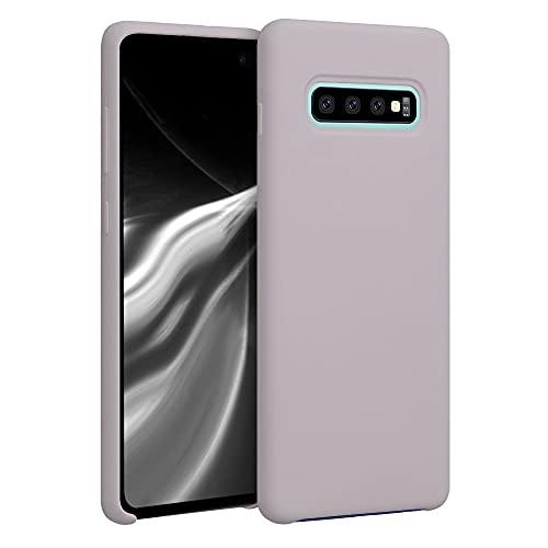 kwmobile Hülle kompatibel mit Samsung Galaxy S10 Plus - Hülle Silikon gummiert - Handyhülle - Handy Hülle in Dream of Cotton