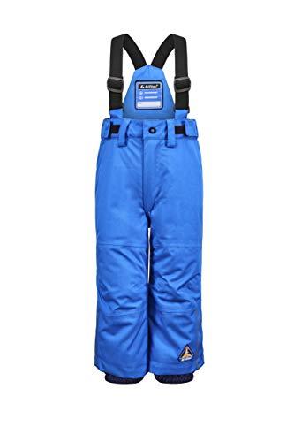 Killtec Jordiny functionele mini-broek voor kinderen, met bretels en sneeuwvanger