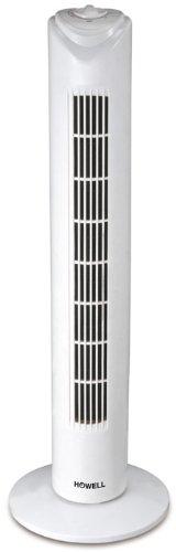 Howell vett761mq Ventilator mit Turm, weiß, 80cm