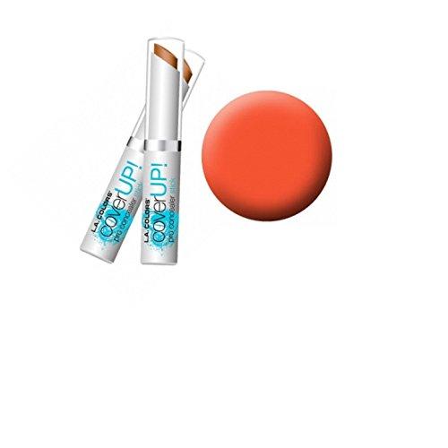 (3 Pack) L.A. COLORS Coverup! Pro Concealer Stick - Pure Orange