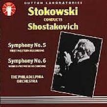 Shostakovich;Symphonies 5&6