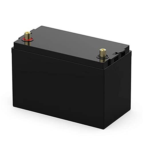 OANCO Paquete De Baterías LIFEPO4 De 12V 150AH,Baterías De Ciclo Profundo De Fosfato De Hierro De Litio,para Inversor De Bote De Impuestos De La UE Libre (Color : 12V 150Ah+10A Charger)