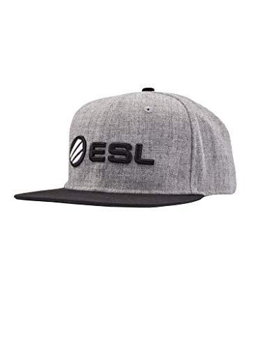 ESL Classic Snapback Cap (Grau)