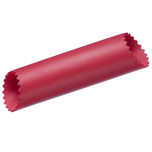 Westmark Knoblauchschäler-Rolle, Ø 3,4 cm, Silikon, Peel-Fix, Rot, 11922280
