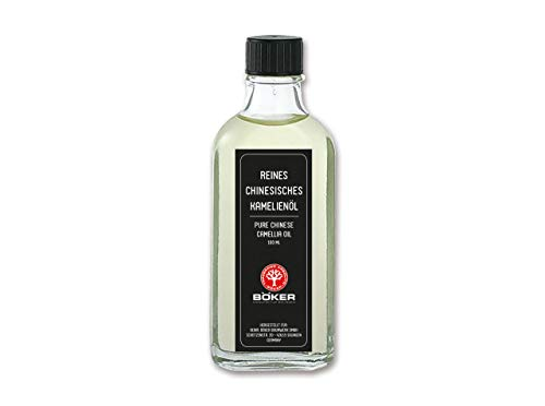 Böker Manufaktur Solingen Kamelienöl aus dem Samen des Kamelienbaums gewonnen - 100 ml
