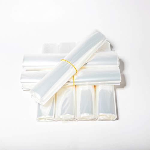 Potente película termocontraíble Bolso Retráctil Plástico Del Bolso De Empaquetado Del Cosmético De La Película Transparente Del...