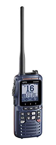 Standard Horizon HX890E VHF Handheld (Marineblau)