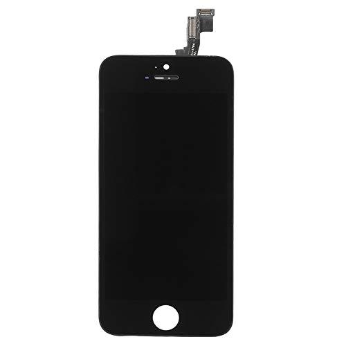 GZYF - Pantalla táctil LCD para iPhone (repuesto original), color negro