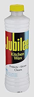 New! 15oz Jubilee Kitchen Wax Protects Cleans Shines Multi Room & Surface 524815