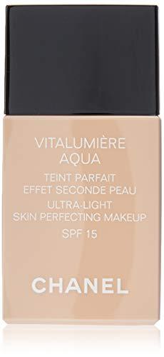Chanel Vitalumiere Aqua Lotion 42 - beige rosa - Damen, 1er Pack (1 x 30 ml)
