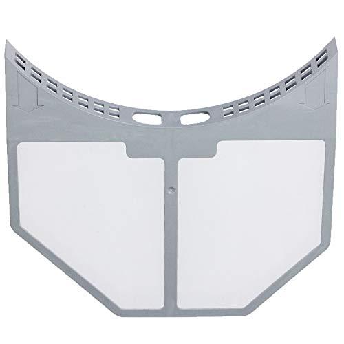 Spares2go - Jaula de filtro de pelusa con ventilación para secadora Indesit