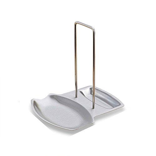 Sky Fish Lid Holder Pot Lid Holder Lid Rest Spoon Holder Multifunctional Lid Rest Suitable for all sizes of covers and spoons