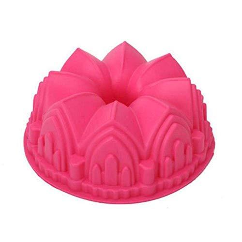 MJY Big Swirl Forme Beurre De Silicone Moule De Cuisson Outils De Cuisson Pour Moule À Cake Moule De Cuisson De Qualité Alimentaire Silicone Bakeware Cuisine Fournitures