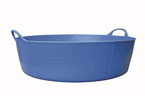 Decco Ltd Tubtrug Bassine 15 l, Bleu, Taille L