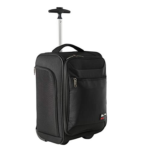 Cabin Max Narvik Wheeled Trolley case for RyanAir Cabin Bags 40x20x25 | Underseat Cabin Luggage (20L)