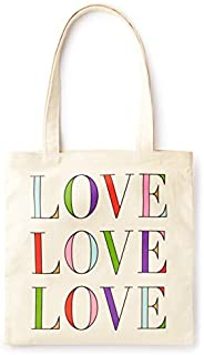 Kate Spade New York Canvas Book Tote
