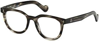 Moncler Unisex Adults' ML5027 Optical Frames, Grey (Grigio), 49.0