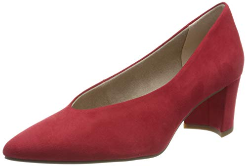 MARCO TOZZI Damen 2-2-22416-34 Pumps, Rot (Red 500), 36 EU