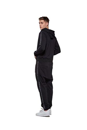OnePiece Damen Jumpsuit Sprinter, Schwarz (Black) - 5