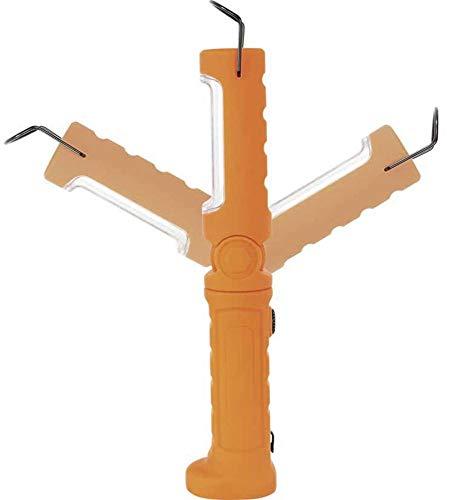 Kunzer COB-LED werklamp batterijvoeding PL-023.2 oranje
