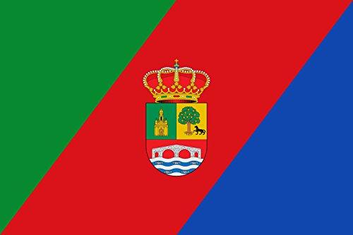 magFlags Bandera Large Hermisende, Zamora, España | Bandera Paisaje | 1.35m² | 90x150cm