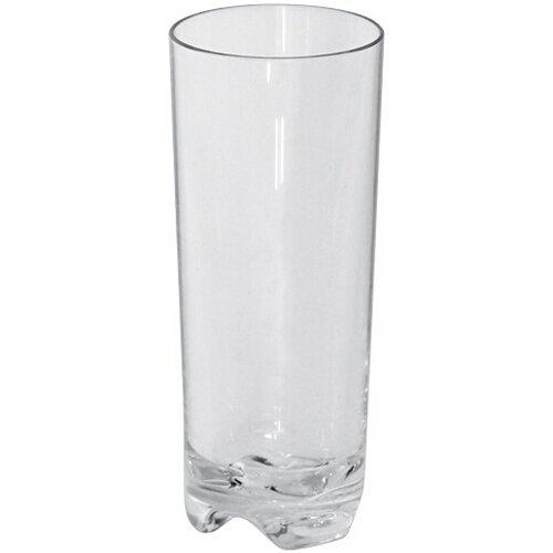 Strahl 100063 Inyección Agua Cristal de policarbonato irrompible Collins Tumbler Clear, 296ml