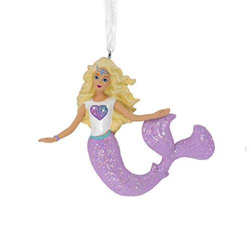 Hallmark Christmas Ornament, Barbie Dreamtopia Mermaid