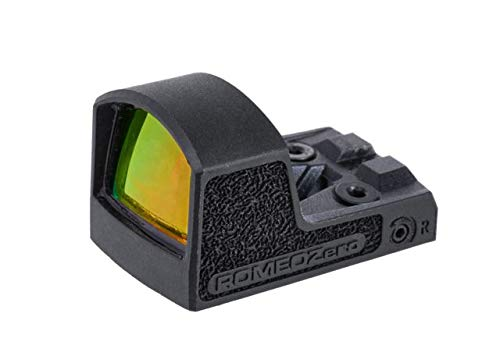 Sig Sauer SOR01300 Romeo Zero Reflex Sight 3 MOA Red Dot Black One Size