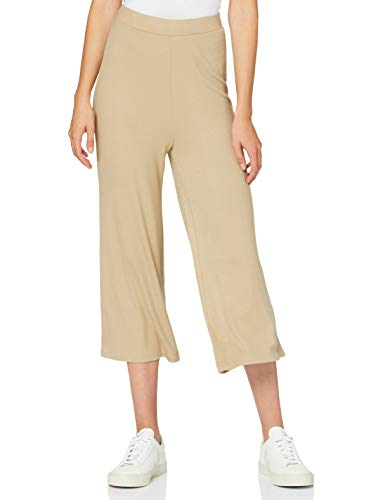 find. Damen Jogginghosen, Beige (Light Tanne), 44, Label: XXL