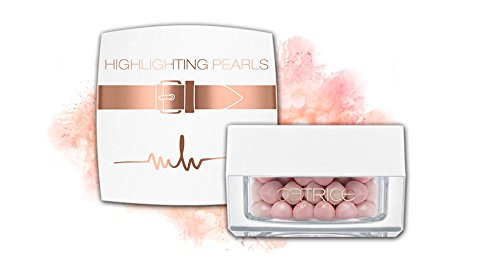 Catrice Cosmetics Marina Hoermanseder Highlighting Pearls Nr. C01 CrystalSkin Inhalt: 8g Highlighter Pearls für einen strahlend schönen Teint.