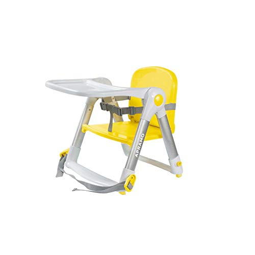 Fantastic Deal! Dining chair Baby Highchair Foldable Ultralight Portable Multifunctional Baby, Color...