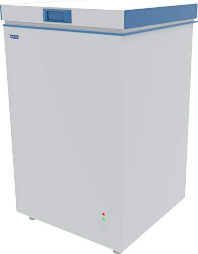 Blue Star CHF100 Single Door Deep Freezer (95 Ltrs, White)