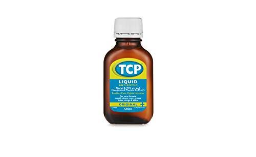 TCP Antiseptic Liquid, 50 ml