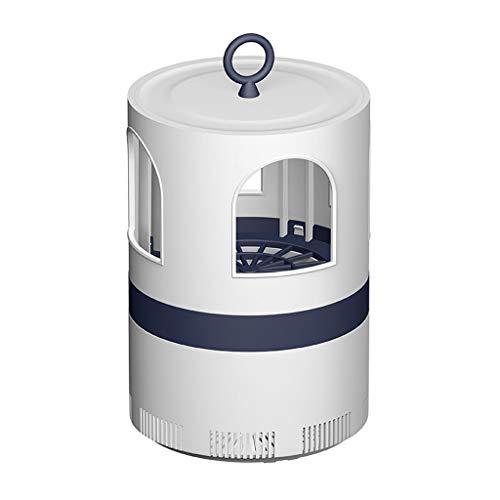 BJYX Lámpara LED para Matar Mosquitos, USB, Exterminador De Insectos Eléctrico Silencioso,...