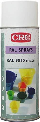 RC2 Corporation 31315-AA Spray Pintura, Blanco Mate, 400 ml