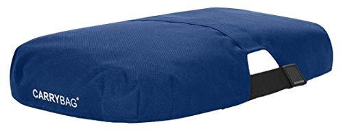 reisenthel carrybag cover navy Maße 48,5 x 6,5 x 28,5 cm