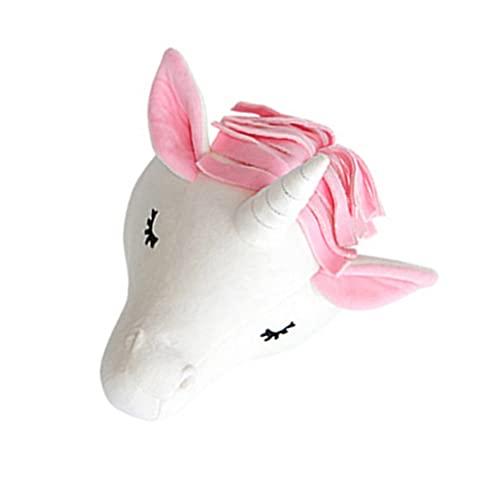 escultura unicornio de la marca IMIKEYA
