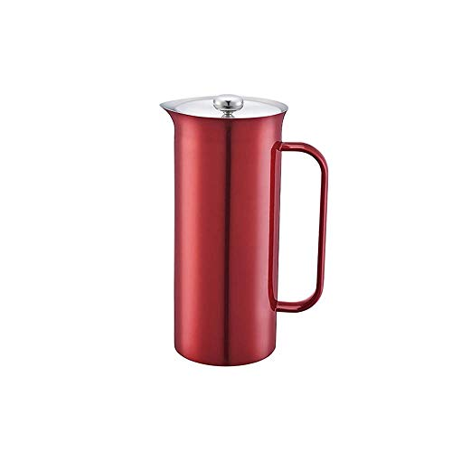 Find Discount French Press Pot Coffee Maker French Pressure Pot Insulation Pot Coffee Cup Stainless ...