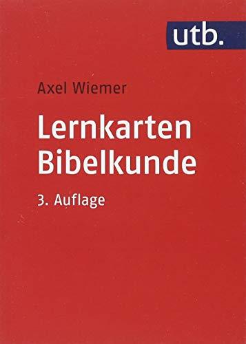 Lernkarten Bibelkunde