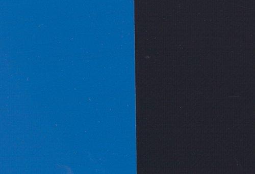 Hobby 31129 Fotorückwand-Zuschnitt, blau / schwarz