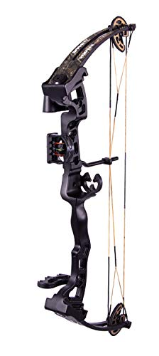 BARNETT Vortex Lite Youth Compound Bow, 18-29lb Draw Weight, Mossy Oak Break-Up Country Camo