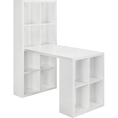 Altra Furniture Hollow Core Hobby Desk, White