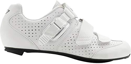 Giro Espada E70 Rennrad-Schuhe Damen-Schuhe matt white Mod. 2017 weiß (38, matt white)