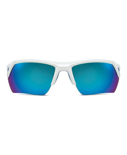 Product Image 4: Under Armour UA Igniter 2.0 White Exterior/Blue Interior/Blue Rubber/Ml Blue Mirror One Size