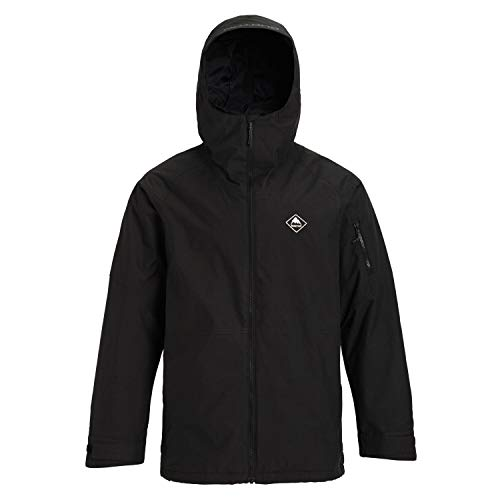 Burton Herren Hilltop Snowboard Jacke, True Black, XL